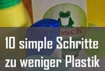 zero waste lifestyle / ♥ DIY ♥ zero waste ♥ slow living ♥