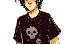 Nico di Angelo Protection Squad / Stand up for my baby