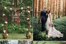 Wedding Day Inspiration / Wedding inspiration for the beautiful bride who is looking for a natural, authentic, bohemian, beautiful wedding day with gorgeous wedding details.
