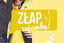 Złap zajawkę - kobiety / Łapcie inspirację! Stylizacje przygotowane przez ekipę Sizeer!
