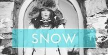 || SNOW || / Inspiration on how to look stylish on the slopes (or just the après ski...)
