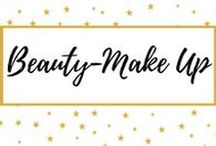 Beauty-Make Up / Make Up trends, inspiration, products and ideas