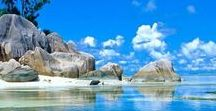 Paradise / The magic world of islands around the world.