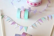 What you can do with Washi Tape / Washi Tape