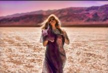 """Glamour shoot with Miss Abigail Rich / Here are a few shots from a recent glamour shoot with Supermodel Abigail Rich and the Super photographers from """"Model Shots Photography"""" using natural lighting on a dry lake bed near Lordsburg NM"""