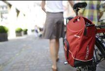 Bolsos y Alforjas para bicicletas / Bolsos y Alforjas Racktime. Diseño y calidad.