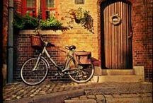 Bicicletas urbanas / Ciclismo Urbano.