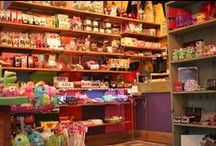Our Store / We are located on Main Street, in historic, downtown, Anoka Minnesota.  Stop in to say hi--we'd love to see you!  Visit our website, www.candymanbuffet.com for location, hours and contact information.