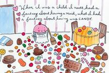 Candy Quotes, Memes and Sayings