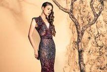 SEASONS' HARMONY - Ziad Nakad - Haute Couture / Fall/Winter 2014-2015