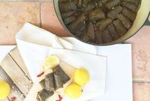 Greek Food Classics / Classic and Traditional Greek Food