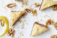 Sweet-Tooth / The very best Greek and Greek-inspired Desserts
