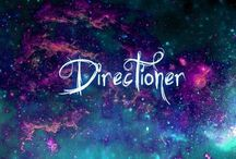 ❤️DIRECTIONER❤️ / Being a directioner is a promise to them to be with them till the end / by кαяα αииє 💞