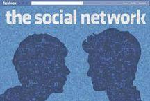Social Media / Pinterest, facebook, twitter, linked in, youtube, flickr, blogger, tumblr..