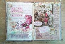 Journaling/Smashbook/Hobonichi