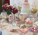 Lolly Buffet Inspiration / Lolly Buffet Inspiration | Personalise your lolly buffet with a Molossi MDF cut - to get you inspire here are some funky lolly buffets we found right here on Pinterest | Molossi Designs create unique, captivating and personalised pieces for your next event. www.molossi.com.au