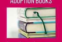 Adoption books / My favourite books on adoptive parenting