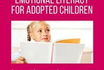 Emotional literacy for adopted children / Emotional literacy for adopted children