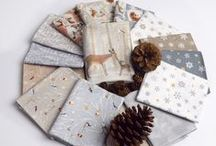 Christmas in July! / by Quilting Treasures