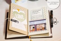 Travel Notebook / Bullet Journal