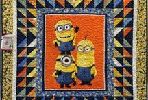 Minions / by Quilting Treasures