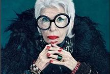 Iris Apfel · Favourite Older Women / by Guillermina ★ Pérez