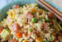 Ρύζι, Risoto & Cous-cous