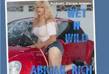 """Int'l Glamour Model Miss Abigail Rich is """"The Definitions"""" 1st ever Centerfold / On August 15 2015, Our sexy Miss Abigail has become the 1st Centerfold the int'l magazine """"The Definition"""" has ever published, & she has done it so well, All photos credit: MSP, ALL RIGHTS RESERVED"""