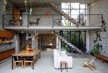 Inspirations: Lofts / Lofts ideas