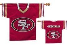 NFL - San Francisco 49ers Tailgating Gear and Man Cave Decor / San Francisco 49ers tailgating products, ideas and fun images
