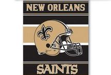 NFL - New Orleans Saints Fan Gear / Fan Gear for New Orleans Saints tailgating, homegating and man caves