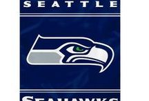 NFL - Seattle Seahawks Fan Gear / Fan Gear and Tailgating Supplies and Accessories for the Seattle Seahawks NFL Football Tea,