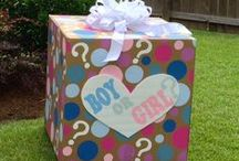 Gender Reveal / Unique & creative ideas for gender reveals. It's A Boy or It's A Girl!