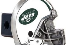 NFL - New York Jets Tailgating Gear and Fan Cave Decor / Find and Buy the latest New York Jets Gear for Tailgating, Decor for your NFL Man Cave, and Accessories for your car or truck