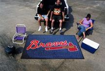 MLB - Atlanta Braves Man Cave Decor and Tailgating Gear and Ideas / Find the latest Atlanta Braves Decor for your Man Cave, Supplies for Tailgating and Fan Gear for your Car and Truck to buy.