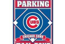 MLB - Chicago Cubs Man Cave Decor and Car Fan Gear / Find the latest Decor for your Cubs Man Cave, Automotive Accessories for your car or truck, and MLB Tailgating Gear