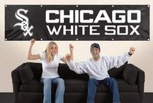 MLB - Chicago White Sox Fan Cave Decor and Tailgating Gear / Find and Buy the latest Chicago White Sox Decor for your Man Cave, Gear for tailgating and automotive accessories for your car and truck