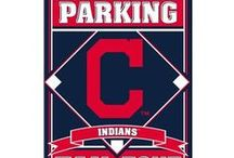 MLB - Cleveland Indians Fan Cave Decor and Tailgating Gear / Find the latest Cleveland Indians Decor for your Man Cave, Accessories and Tailgating Supplies, and MLB Car Fan Gear.