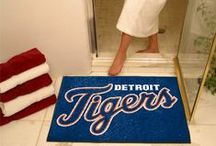 MLB - Detroit Tigers Fan Cave Decor, Tailgating Gear and Car Accessories / The latest Detroit Tigers Decor for your Man Cave, Tailgating Supplies and Gear, and Automotive Accessories for your Fan Car or Truck.