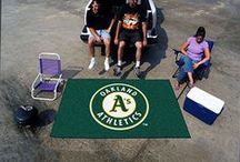 MLB - Oakland Athletics Fan Cave Decor, Tailgating Gear and Car Accessories / Find the Latest Decor for your Oakland Athletics Man Cave, Tailgating Supplies and Buy MLB Automotive Fan Gear for your Car or Truck.
