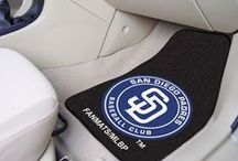 MLB - San Diego Padres Tailgating Gear, Fan Cave Decor and Car Accessories / Find the latest San Diego Padres Supplies for Tailgating, Decor for your MLB Man Cave, and Automotive Fan Gear for your Car or Truck.