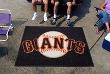 MLB - San Francisco Giants Tailgating Gear, Fan Cave Decor and Car Accessories / Find the Latest San Francisco Giants Tailgate Party Accessories, Decor for your MLB Man Cave, and Automotive Fan Gear for your Car or Truck.