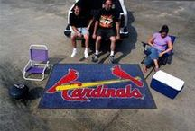 MLB - St. Louis Cardinals Tailgating Gear, Fan Cave Decor and Car Accessories / Find the Latest St. Louis Cardinals Tailgating Accessories, Decor for your MLB Man Cave, and Baseball Fan Gear for your Car or Truck