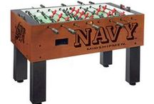 US Navy and Naval Academy Midshipmen Man Cave Decor,  Tailgating Gear / Get the latest United States Navy Man Cave Decor as well as tailgating gear like cornhole.