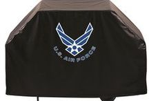 US Air Force Man Cave Decor and Tailgating Gear / Get the latest US Air Force and Air Force Academy Falcons Decor for you Man Cave and Tailgating Accessories and Games