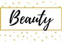 Beauty / Beauty Inspiration: Make up, products, trends, cosmetics, tips and ideas.