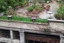 EcoBalanza loves Secret Gardens / The rooftop gardens we go crazy about; bringing eco to urban in the most beautiful ways