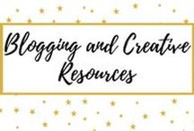 Blogging and Creative Resources / Blogging and creative resources: fonts, graphics, tips, ideas and more
