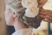 Bridal Hair Inspiration / Bridal Hair Inspiration | Molossi Designs create unique, captivating and personalised pieces for your next event. www.molossi.com.au