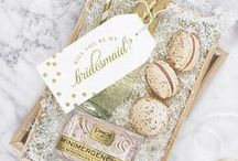 Bridesmaid Proposal Ideas / Bridesmaid Proposal Ideas | Molossi Designs create unique, captivating and personalised pieces for your next event. www.molossi.com.au